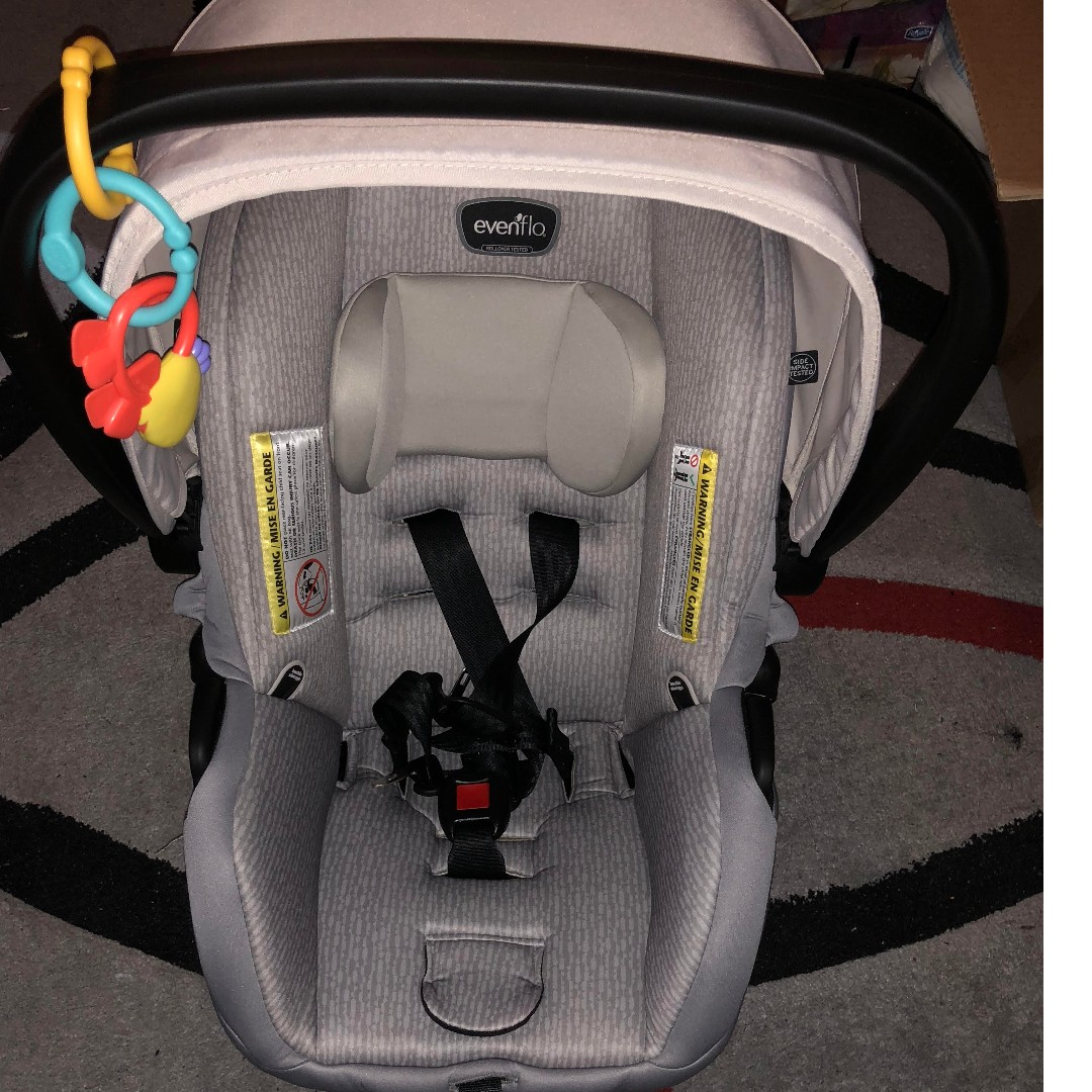 c2fc41cd4a5 New Evenflo LiteMax 35 Infant Car seat