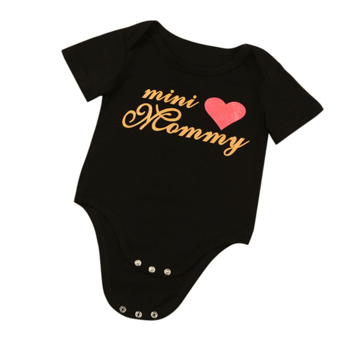 983dac6ab Newborn Infant Baby Girl Romper Toddler Jumpsuit Outfit Little ...