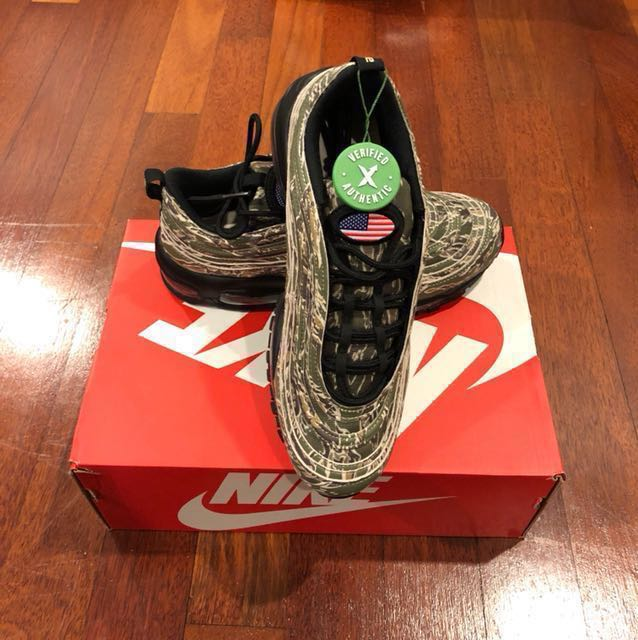 07423ad36 Nike Air Max 97 Country Camo USA