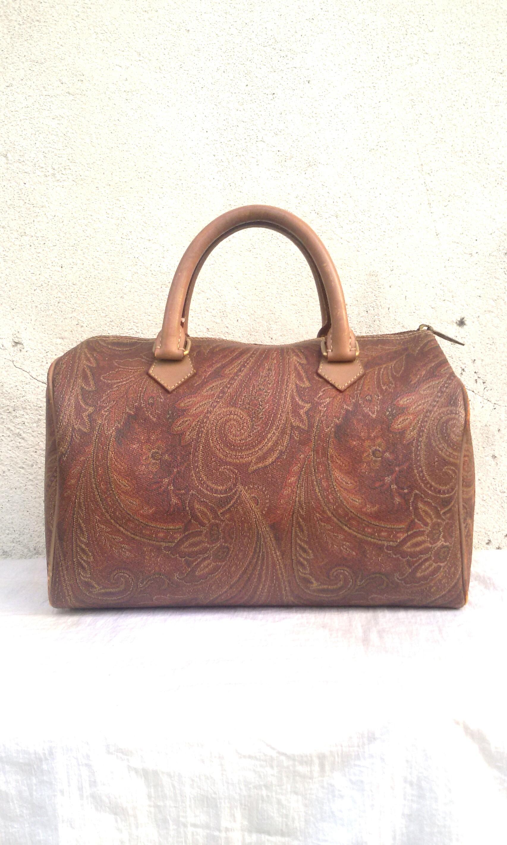 a16f30bbd45a Paisley Design Etro Milano Sdy Handbag Women S Fashion Bags