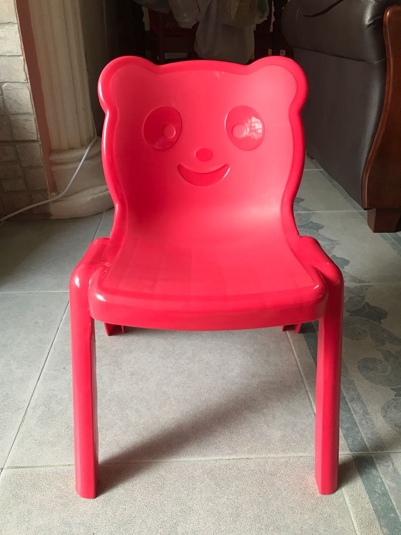 Incredible Panda Bear Kids Chair Furniture Tables Chairs On Carousell Gmtry Best Dining Table And Chair Ideas Images Gmtryco