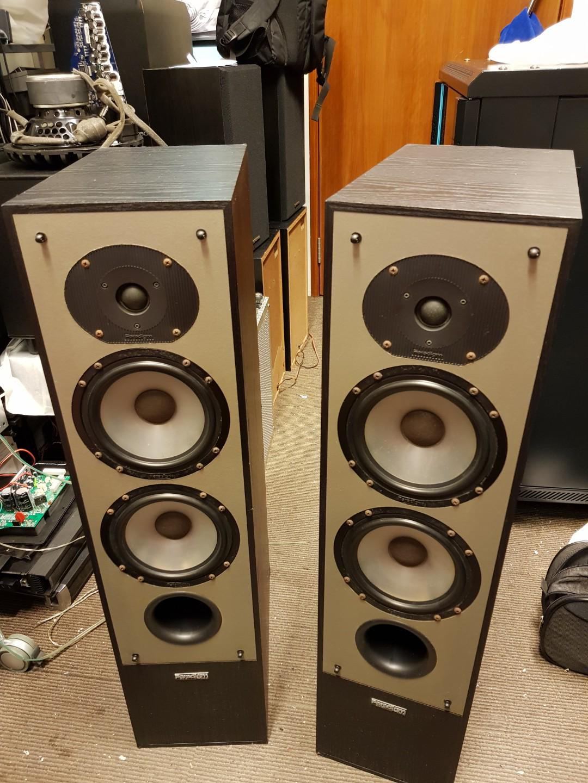 Paradigm Performance Series, Electronics, Audio on Carousell