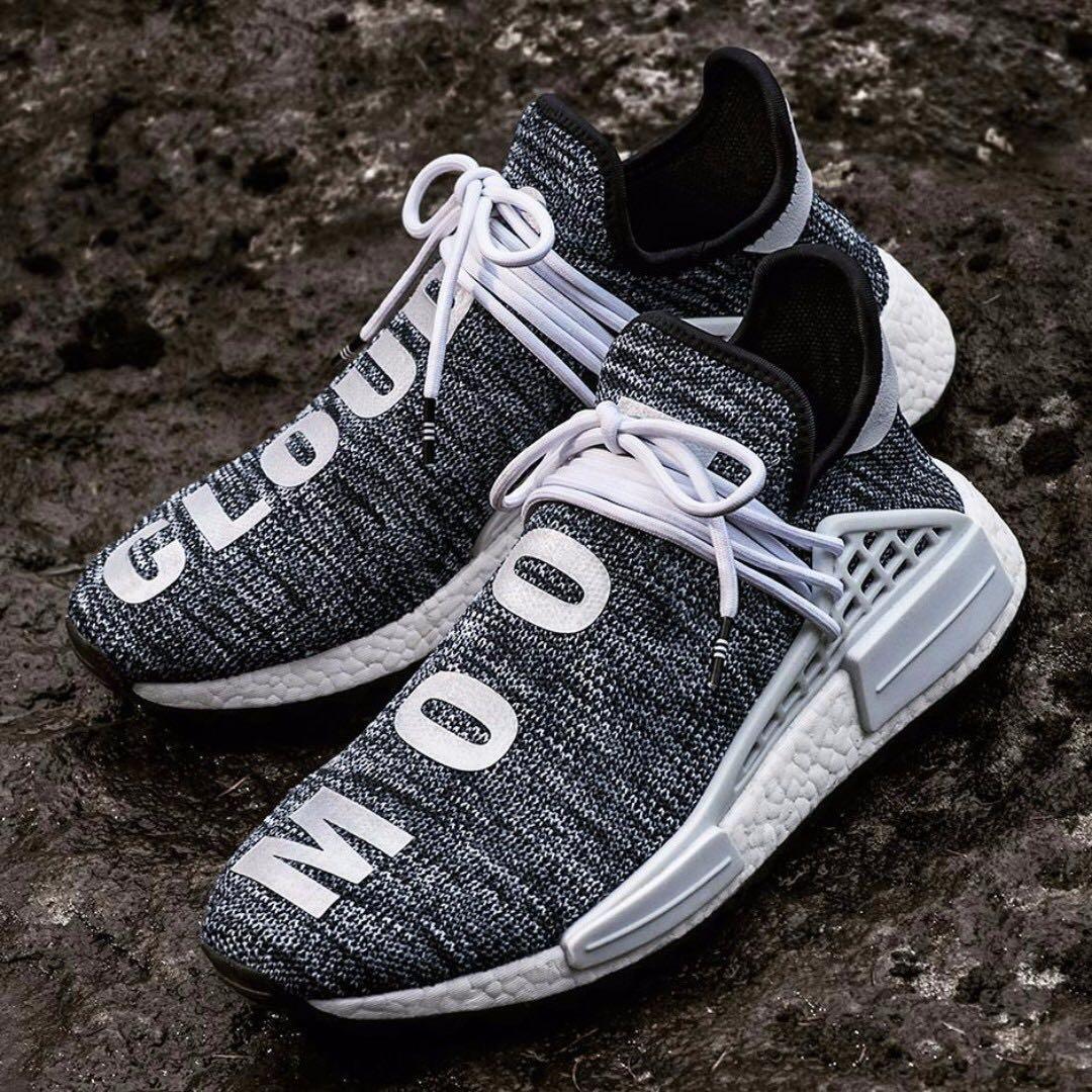 601ed21af Pharrell Williams x Adidas Human Race NMD Trail Core Black