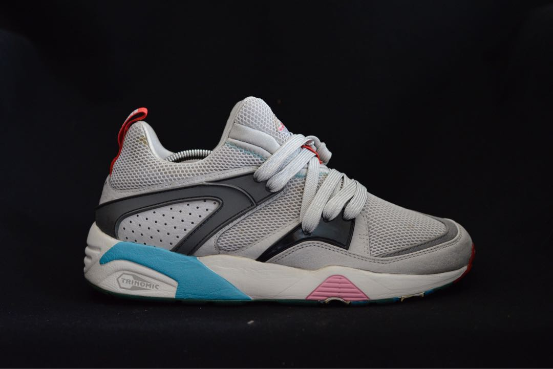 "607f1ae23a00b Puma Blaze of Glory x Sneaker Freaker ""Great White"""