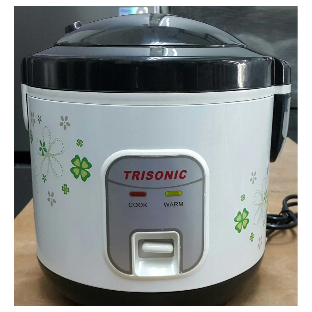 Rice Cooker Trisonic T-707N Sedang 1,2 Liter Seperti Magic Com Youngma, Kitchen & Appliances on Carousell