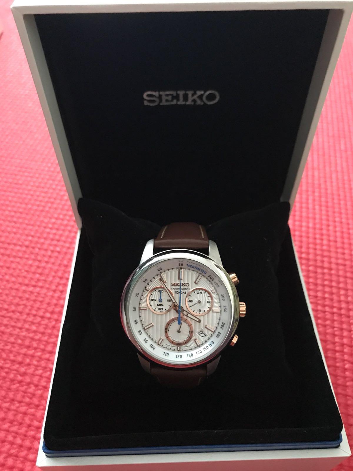 sale retailer cb6ca 71e9e Seiko Watch