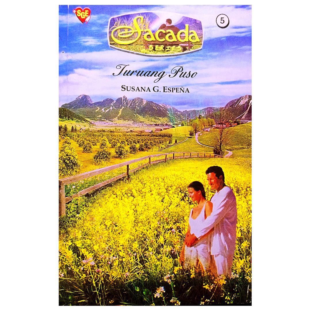 Tagalog Romance Pocketbook Sacada Series 5-6 #CASHONDELIVERY