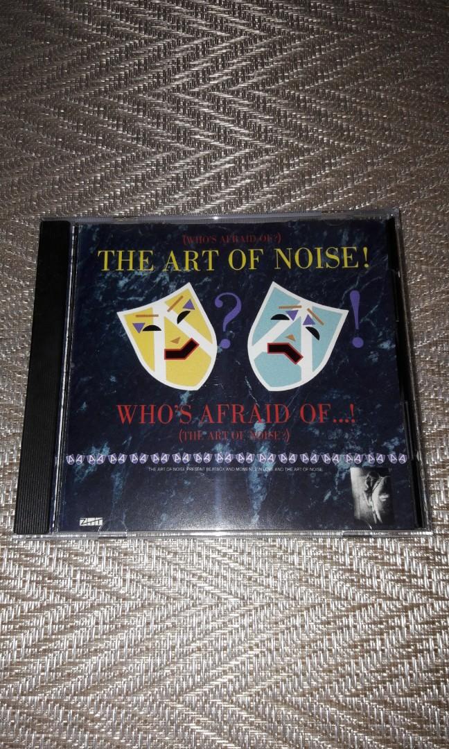 The Art Of Noise Whos Afraid Of Cd Music Media Cds