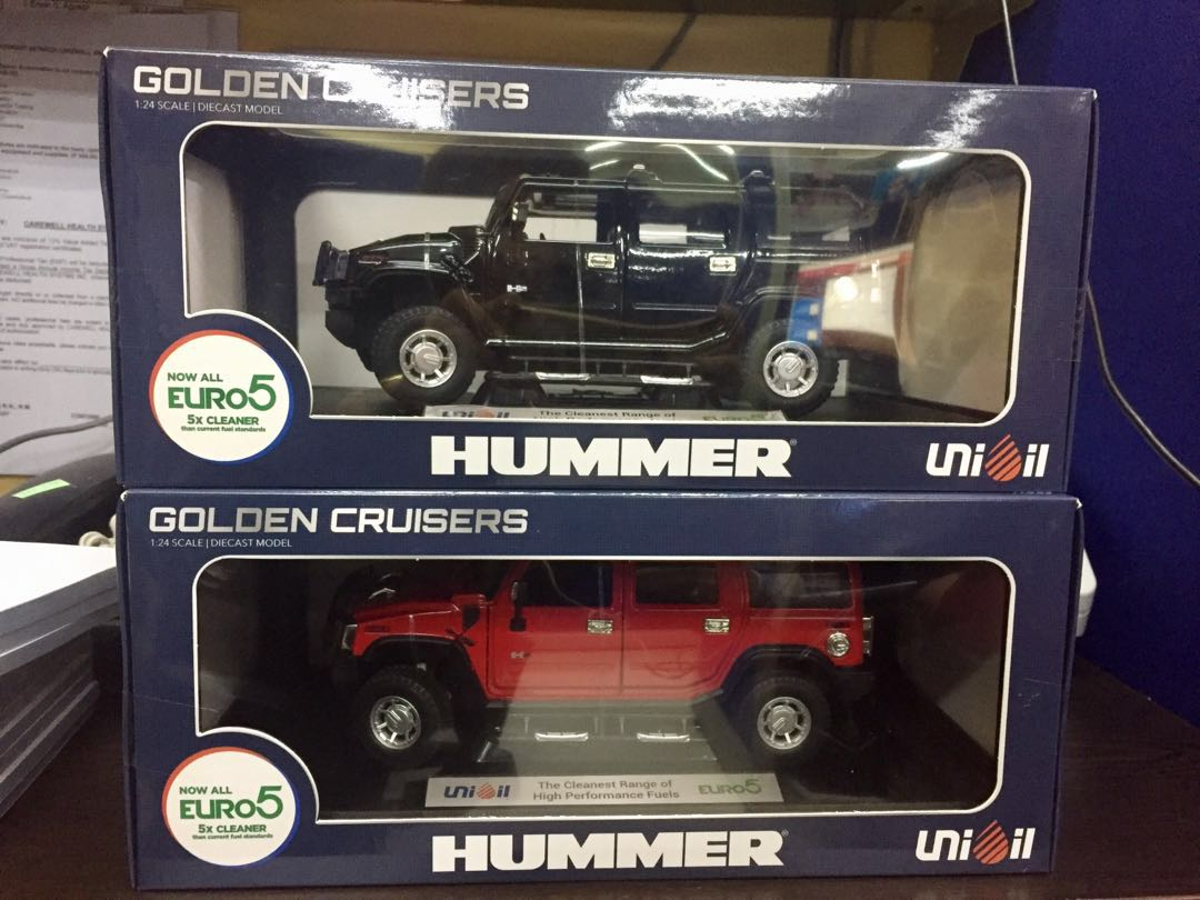 Unioil Hummer Toys Games Toys On Carousell