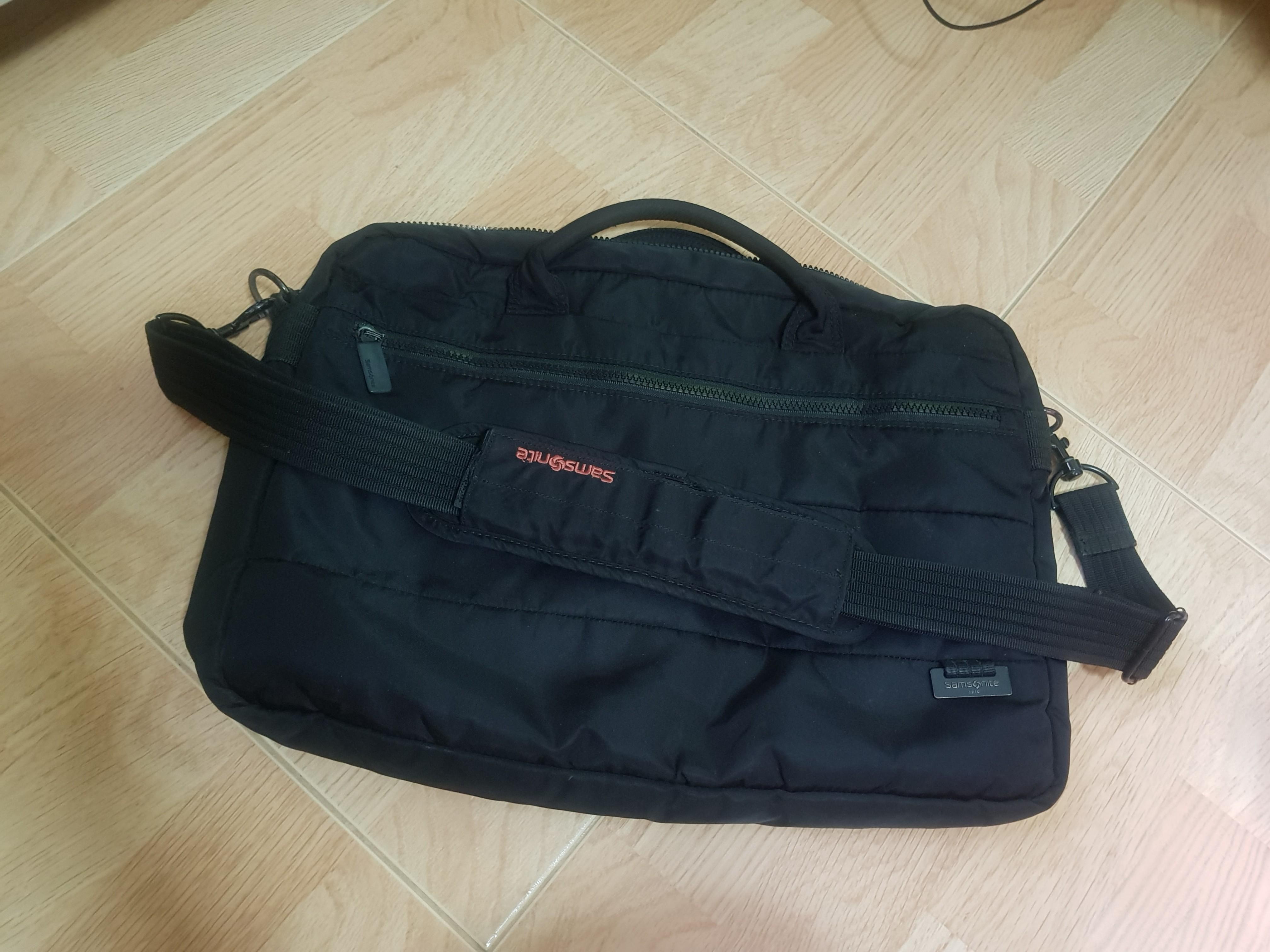 5881c09195 Used Samsonite Laptop Bag