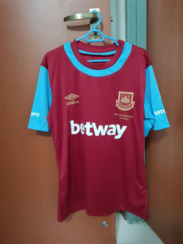 brand new 9f3c8 81b11 West Ham United