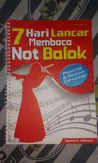 [PROMO] Belajar Note Balok