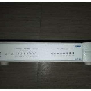 3Com OfficeConnect TP1200 - hub - 12 ports