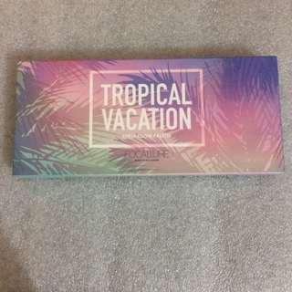 Focallure 14 Colours Eyeshadow Palette Tropical Vacation