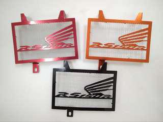 Radiator cover Honda RS150