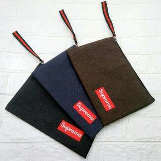 Supreme Clutch Beg