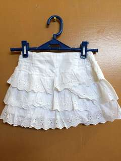 Gingersnaps Laced skirt