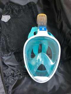 Snorkelling set for kids