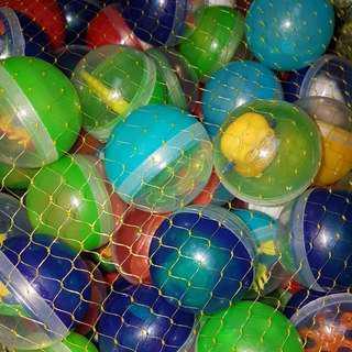 Customised your capsule balls