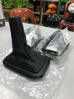 Toyota Corolla AE101 gear boot