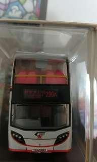 巴士模型 Q版巴士