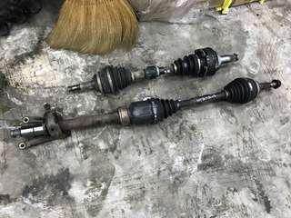 MCR30 Estima 3.0 2WD drive shaft