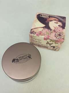 Beauty Cottage Loose Powder No.01 Natural 控油碎粉 蜜粉