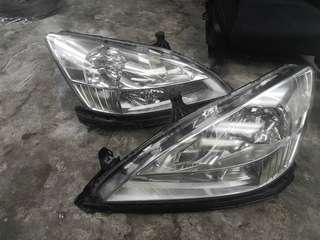 Honda Accord UC1 SDA HID headlamp