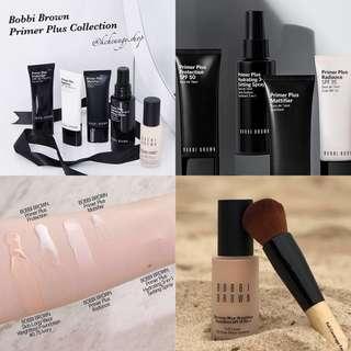 [76折預訂🔅內有價錢] Bobbi Brown Primer Plus Collection 妝前底霜 | 詳情請打開下面Details👇🏻