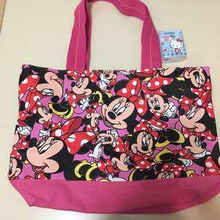 迪士尼Minnie 袋 robe bag