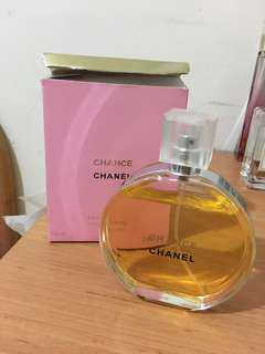 🚚 Chanel 香奈兒黃色邂逅香水 100ml
