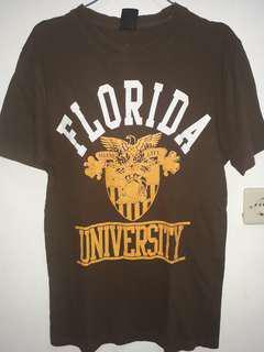 Tshirt turkey bear campus