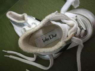 Baby Dior Shoe