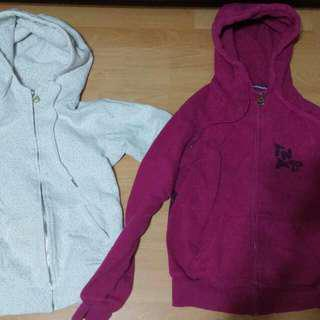Two TNA sweaters
