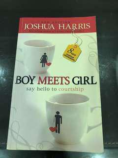 Boy Meets Girl say hello to courtship