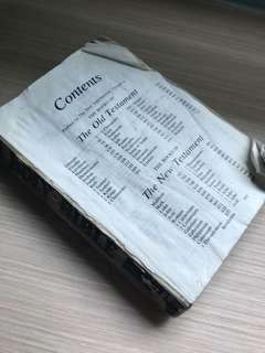 Bible Giveaway Free