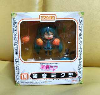 Nendoroid 170 Vocaloids Hatsune Miku Cheerful Ver. (Good Smile Company)