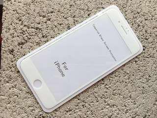 iPhone 7/8 滿版2.5D玻璃
