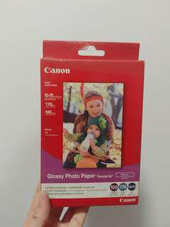 BNIB Canon Glossy Photo Paper
