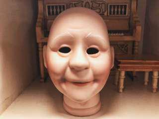 陶瓷娃娃-善良伯伯