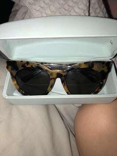 Starburst Karen Walker glasses