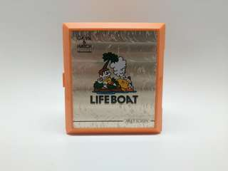 NINTENDO GAME & WATCH LIFE BOAT