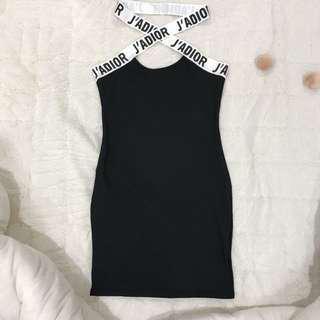 🔥 J'adior off the shoulder dress
