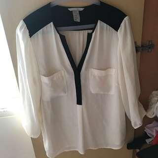 h&m shirt kemeja