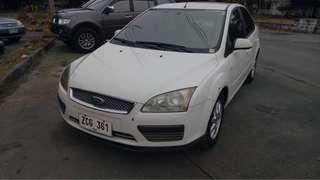 Ford Focus 2007 model Manual 1.6L (Top of the line)