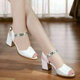 High heels mutiara
