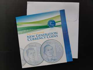 2018 NGC coin set