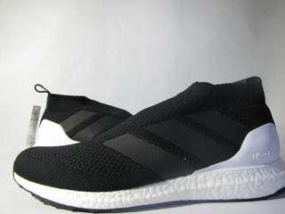 Adidas speedfactory AM4 LDN blanco & Shock Verde, hombres de la moda
