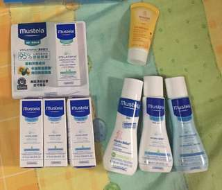Mustela Sample