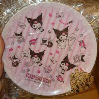 全新 Kuromi 日本膠碟